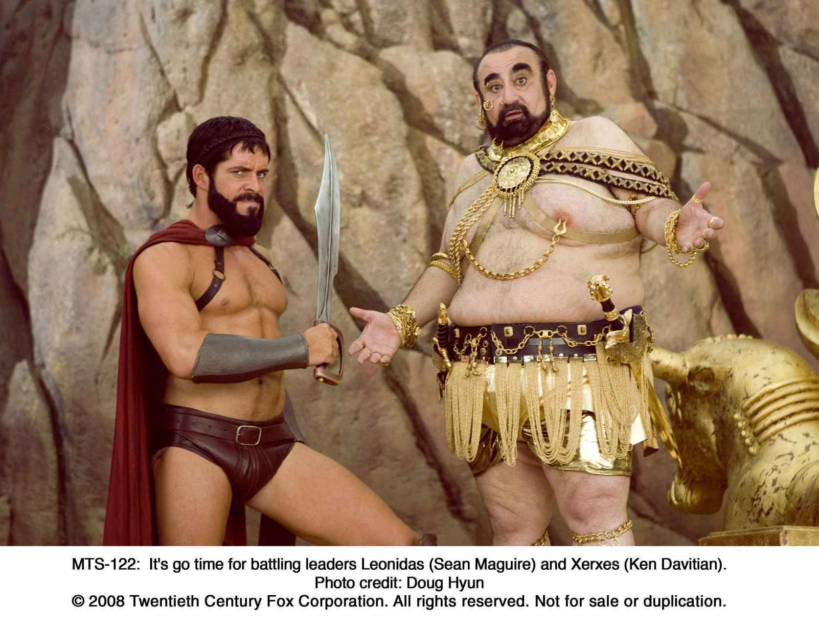 Meet the Spartans - Movies Photo (10232537) - Fanpop