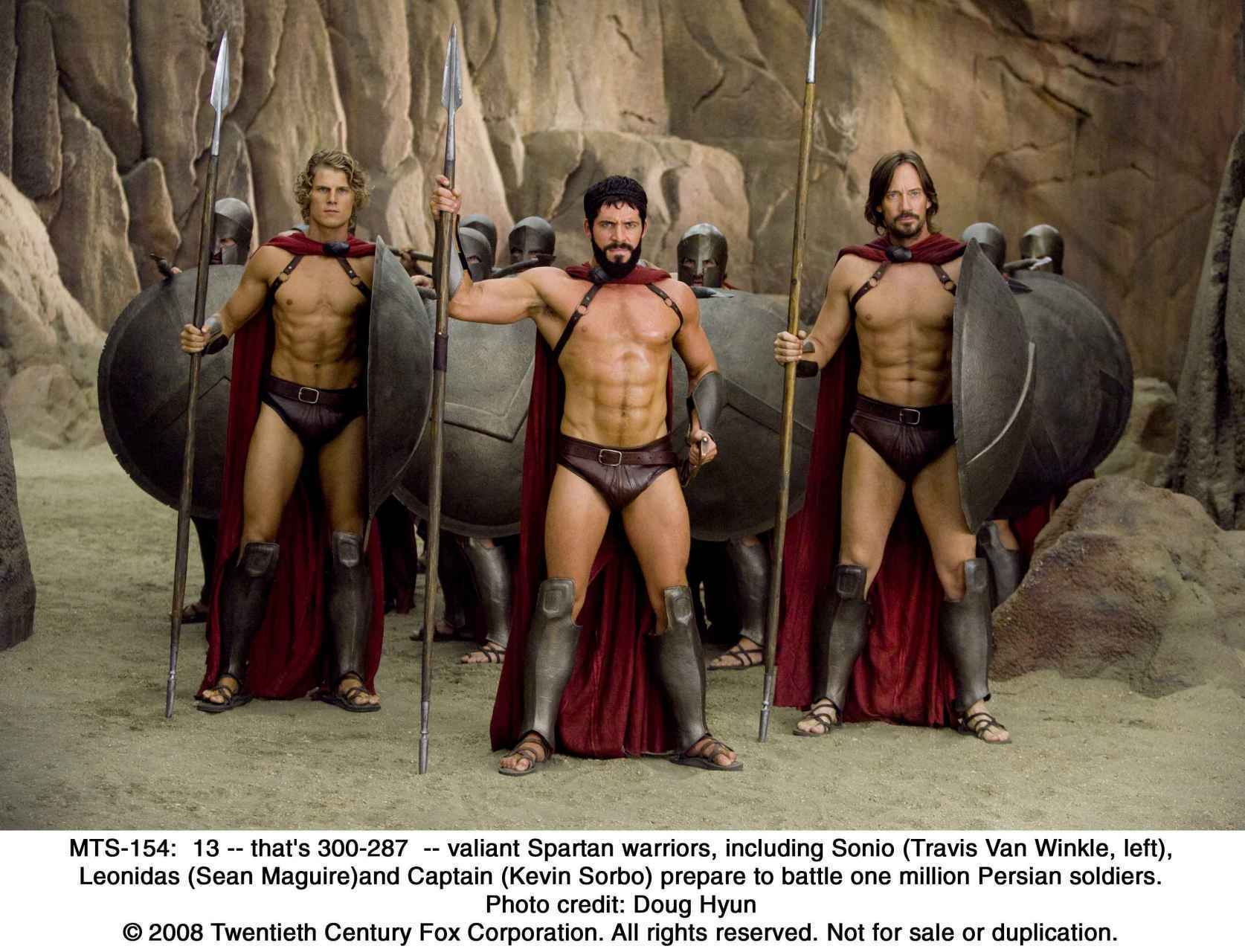 Meet the Spartans - Movies Photo (10232546) - Fanpop