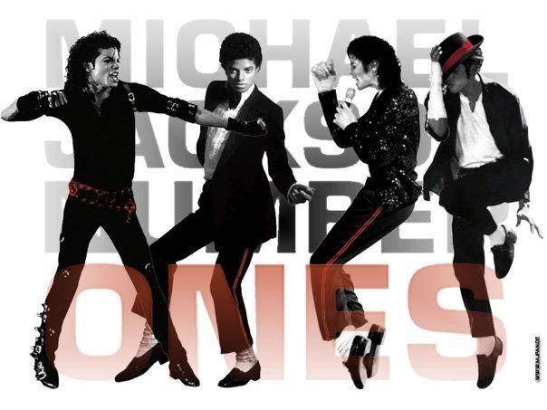 Michael Number Ones