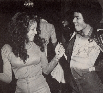 Michael and La Toya <3 Amore them both :D