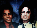 Michael and Tito - michael-jackson photo