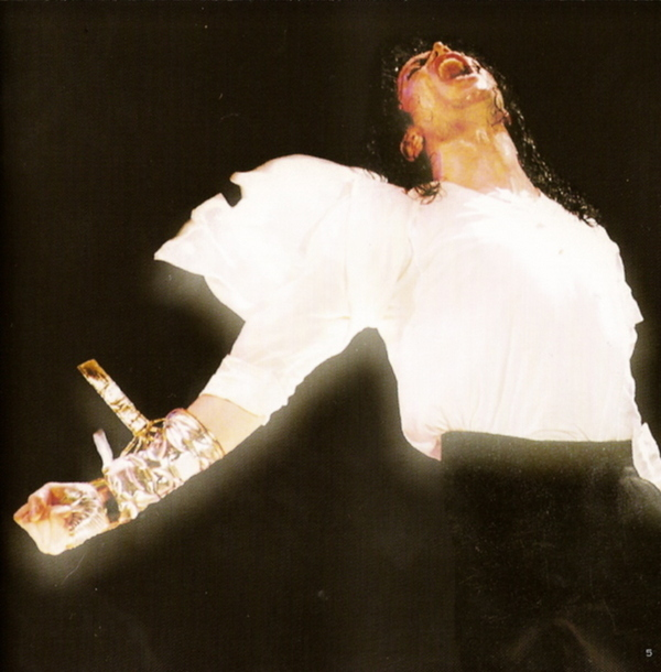 Michael forever with us