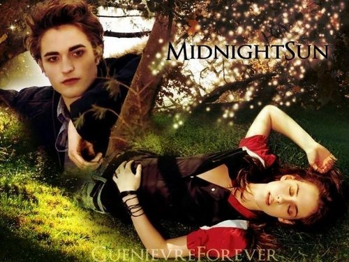Midnight Sun Edward & Bella