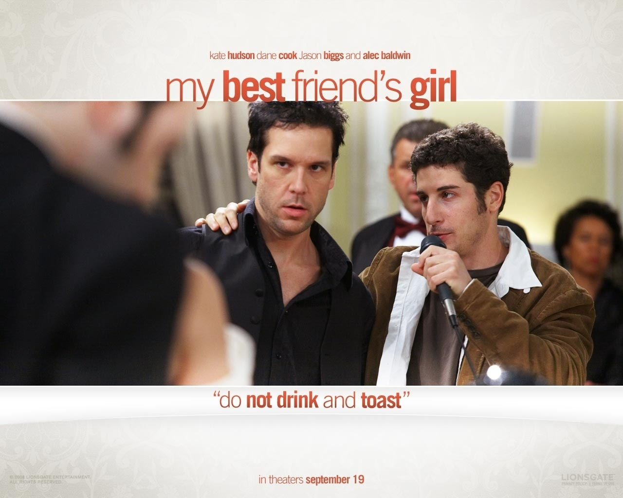 My best friend s girl the movie