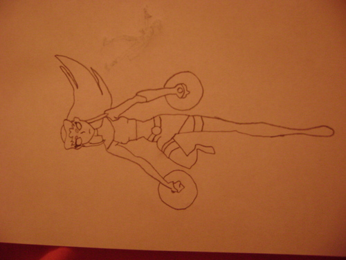 My drawn Teen Titans