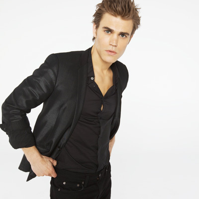 Paul Wesley wallpaper titled NYLON, February 2010 scans