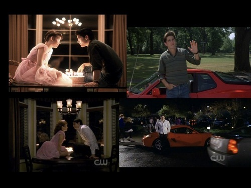 Naley Sixteen Candles vs. Original Sixteen Candles
