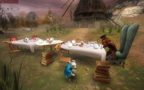New Alice in Wonderland Game Screencap