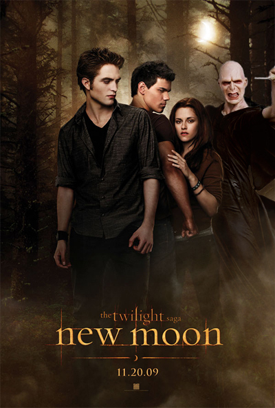 New Moon with a twist