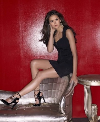 Nina Dobrev wallpaper entitled Nina