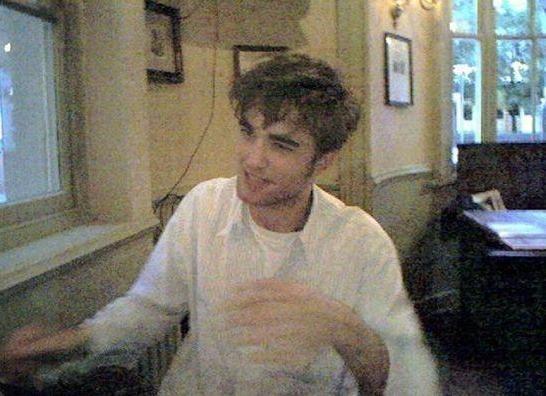 Old/New Pic of Robert Pattinson