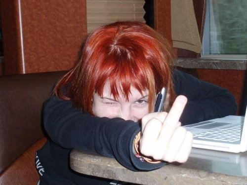 Old / New Picure Of Hayley