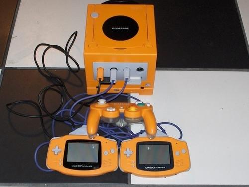 नारंगी, ऑरेंज Gamecube!
