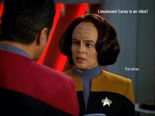 Parallax- Lieutenant Carey...