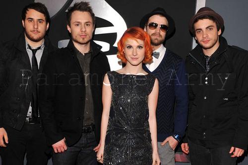 Paramore At Grammys!
