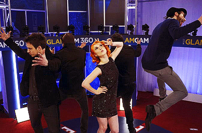 paramore at the Grammys