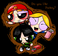 Pocky - powerpuff-girls-and-rowdyruff-boys photo