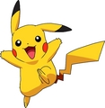 Pokemon Ash's Pikachu/Riley/Sir Aaron's Lucarios - pokemon-guys photo
