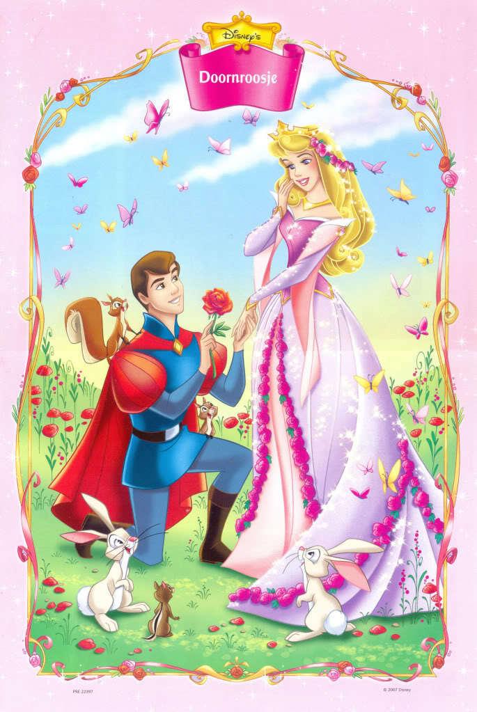 prince philip and princess aurora disney couples photo