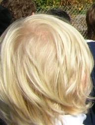 Prince's Toddler hair