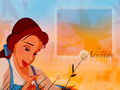 Princess Belle - belle wallpaper