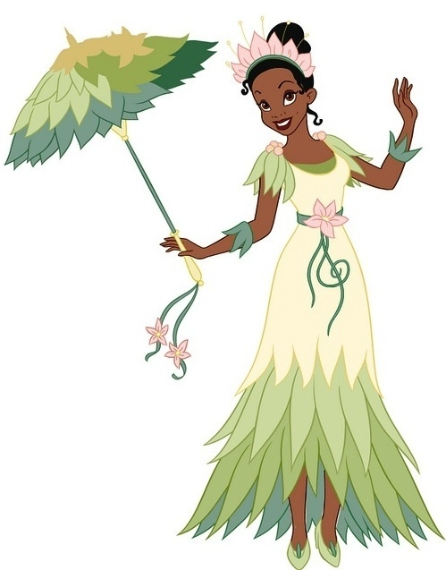 Tiana She's Independent Too