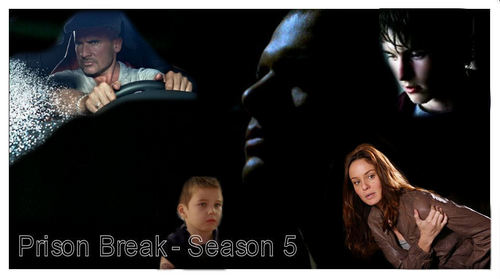 Prison Break Cast wallpaper entitled Prison Break - Season 5