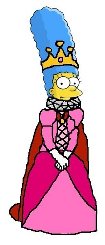 Queen Marge