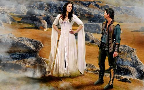 Richard and Kahlan