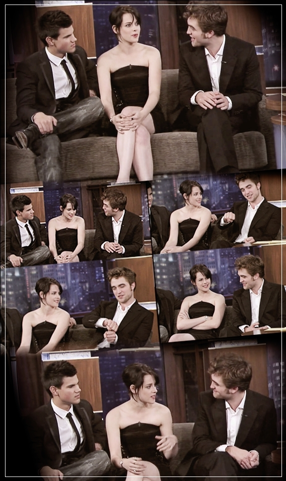 Robert Kristen & Taylor