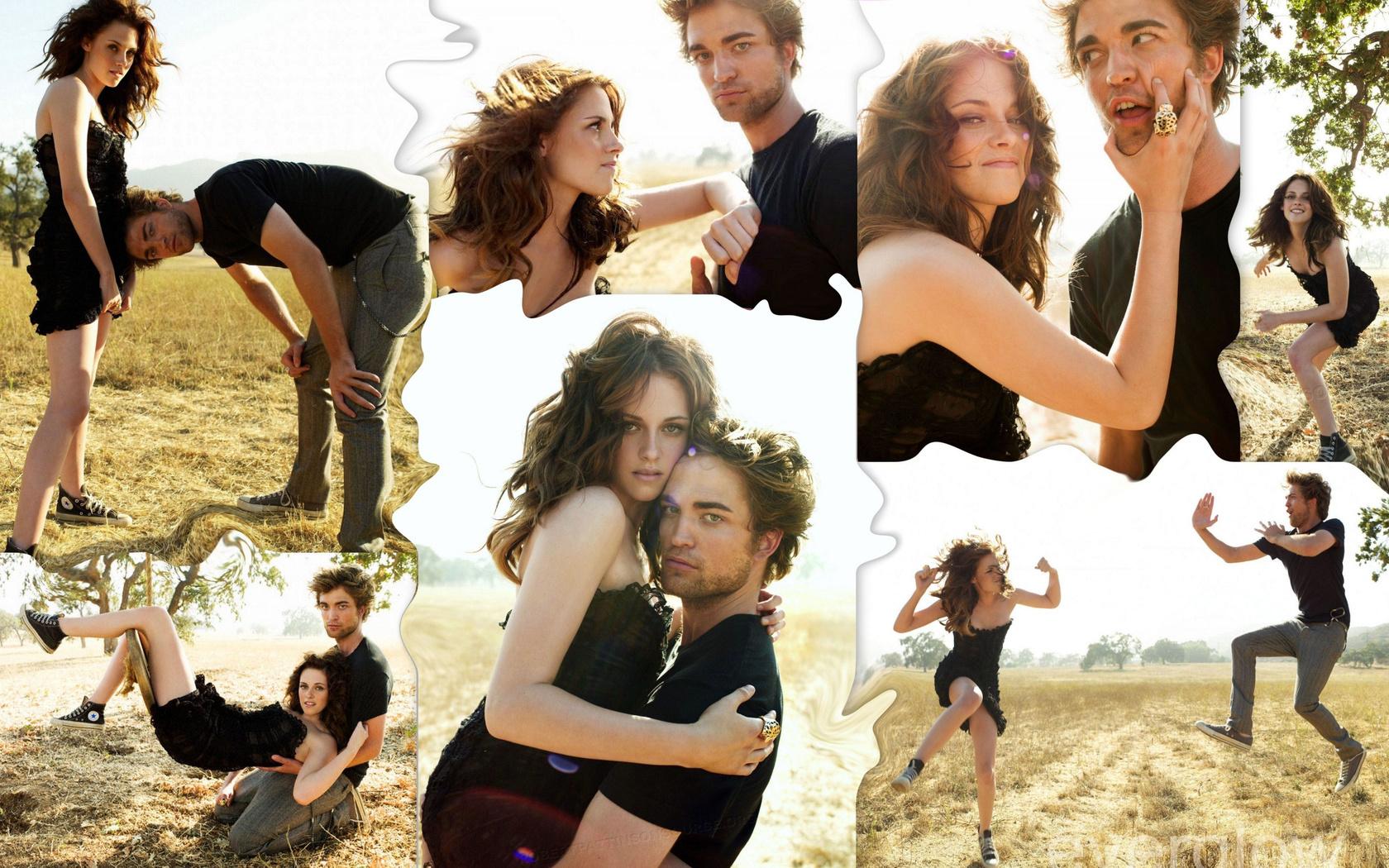 Robert & Kristen Vanity Fair