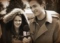 Robert & Kristen - twilight-series photo