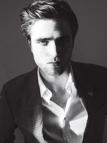 Robert Pattinson - First Picture From The Upcoming 'Details' Magazine Shoot
