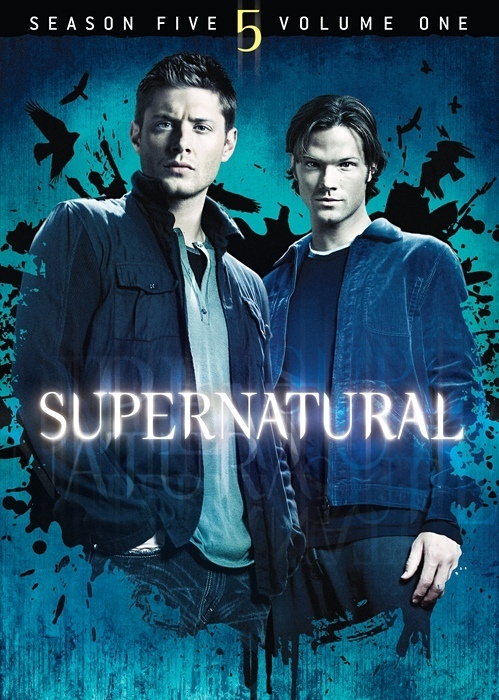 S5 Dvd Official Cover Supernatural Photo 10291987