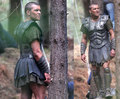 "Sam reshooting ""Clash of The Titans"" - sam-worthington photo"