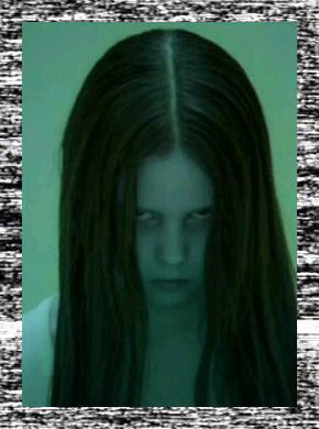The Ring wallpaper titled Samara