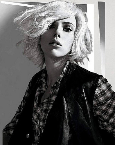 Scarlett Johansson | Mango Photoshoot - scarlett-johansson Photo