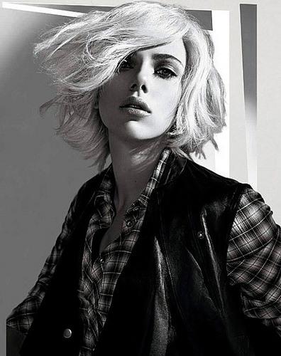 Scarlett Johansson | マンゴー Photoshoot