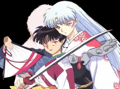 Sesshomaru and Kagura