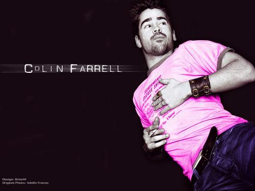 Sexy Colin پیپر وال