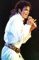 Sexy White Outfit (; - michael-jackson photo