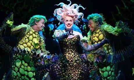 Sheri Rene Scott as Ursula