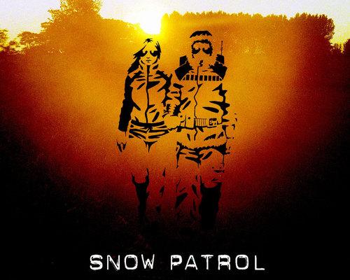 Snow Patrol 바탕화면