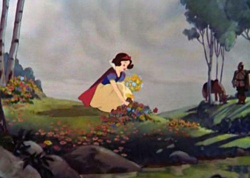 Classic Disney wallpaper called Snow white