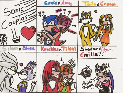 Sonic Couples