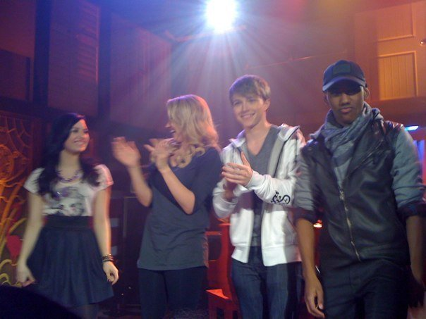 Sonny With a Chance Season 2 - Taping