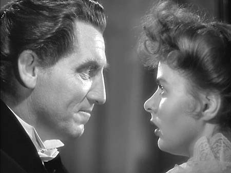 Spencer Tracy And Ingrid Bergman