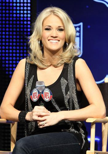 Super Bowl XLIV Pregame Press Conference