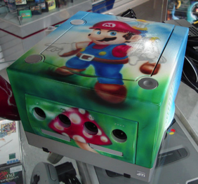 Super Mario Gamecube