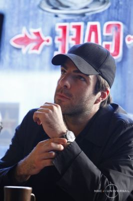 "Sylar - ""Once Upon A Time In Texas"" stills"